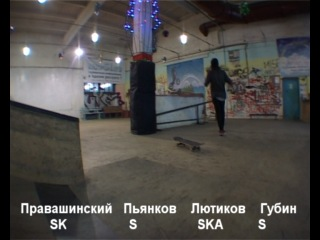 Game of skate � ������